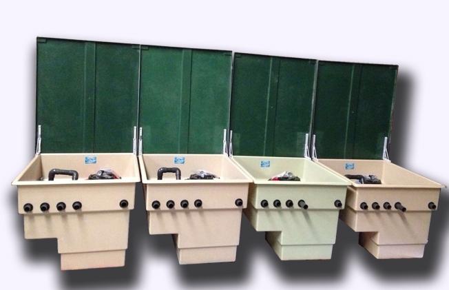 Caseta vac a depuradora piscina 400 mm tienda online for Tapa depuradora piscina