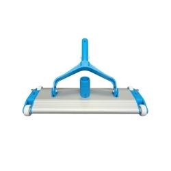 Limpiafonfo piscina manual aluminio 11 2  con clip