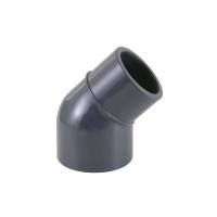 CODO PVC 45º REDUCIDO DE 50 MM X 5