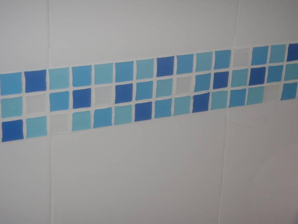 Cenefa adhesiva decorativa piscinas tienda online for Vinilos para piscinas