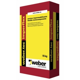 Impermeabilizante Weber tec imperflex