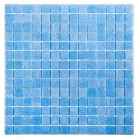 Gresite azul celeste nieblas punto silicona