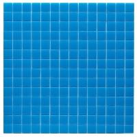 Gresite piscina azul medio punto de silicona