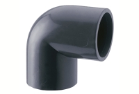 Codo pvc 90   de 40 mm