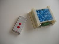 Controlador con mando distancia