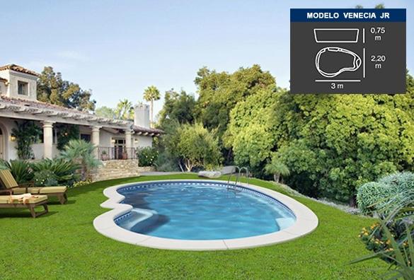 Lona piscina venecia junior tienda online productos iteapool for Jr piscina granada