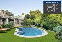 Lona piscina Venecia junior
