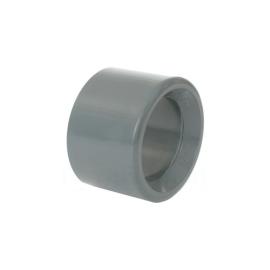 Casquillo reducci  n PVC 50 40 mm
