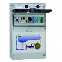 Cuadro eléctrico filtración piscina transfomador 300 watios