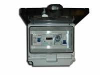 Cuadro eléctrico piscina 1 cv 50 watios
