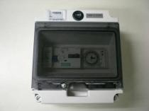 Cuadro eléctrico piscina 1 cv interructor foco