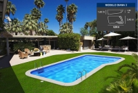 Lona piscina Diana 3
