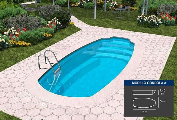 Lona piscina g ndola 3 tienda online productos iteapool - Lonas para piscinas a medida ...