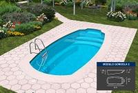 Lona piscina Góndola 2