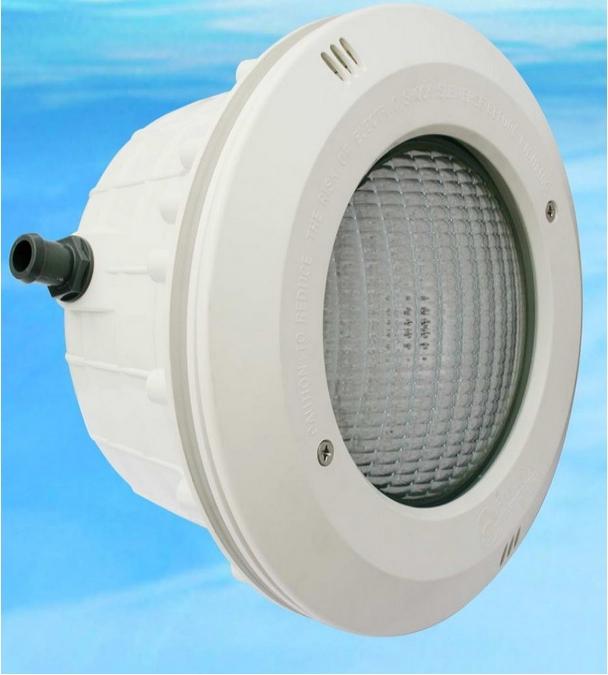 Focos piscina led 30 watios blanco con nicho tienda online productos astralpool - Foco led piscina ...
