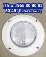 Foco piscina Eco extraplano 100 watios