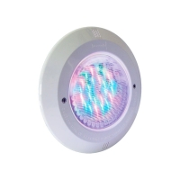 Focos piscina led multicolor con nicho 15 watios