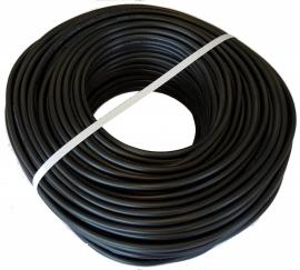 Cable manguera negra RVK de 2 x 6 mm