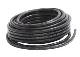 Cable mangera negra RVK de 2 x1 5 mm