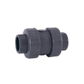 V  lvula anti retorno encolar de 50 mm