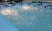 Cenefa adhesiva decorativa piscinas