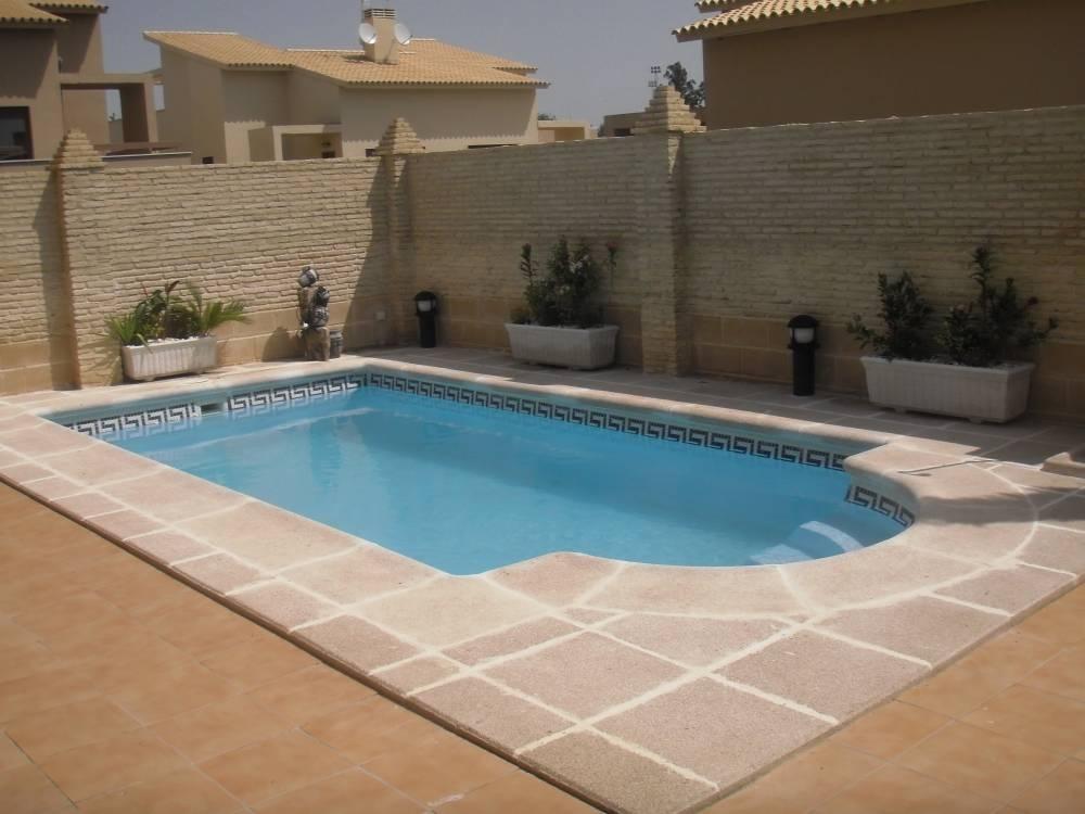Piscina poliester oferta andromeda 3 tienda online for Liquidacion piscinas desmontables