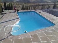 Vaso piscina prefabricada Sirio