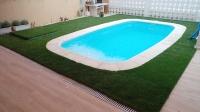 Vaso piscina prefabricada Soraya.