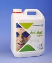 Antialgas concentrado piscina 5 Litros