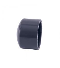 Tap  n pvc hembra liso de 50 mm