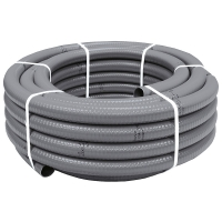 Tubo flexible pvc sanitario de 40 mm