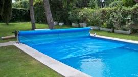 Manta t  rmica reforzado piscina