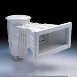 Skimmer piscina prefabricada boca ampliaci  n tapa cuadrada