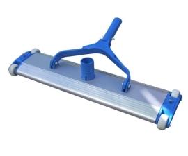 Limpiafondo piscina aluminio 1 1 2  con palomillas