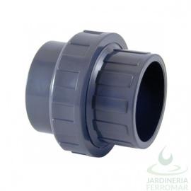 Enlace 3 piezas PVC Encolar 50 MM
