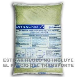 Vidrio filtrante Astralpool piscinas 3 7