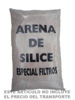 Arena filtro piscina 0 4 0 8 mm 25 kgs