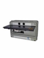 Cuadro eléctrico 1 cv con tranformador 60 watios