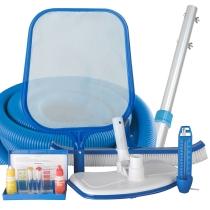 Kit de limpieza y mantenimiento piscina