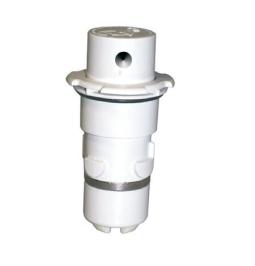 Cabezal Boquilla Pv 3 Blanco 63 mm