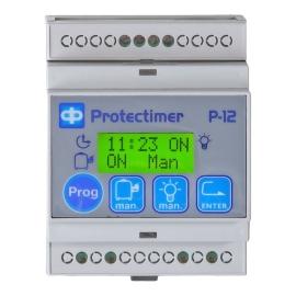 Modulo electronico digital control de piscinas