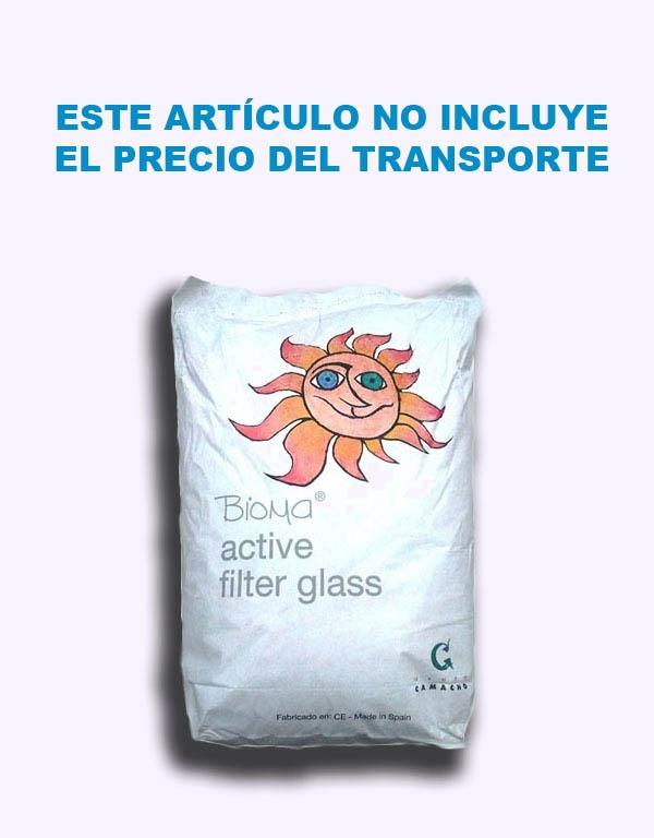 5b05bf66 Vidrio filtrante piscina Bioma 20 kgs - Tienda online productos Camacho  Recycling