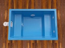 Mini piscina terraza Estrella