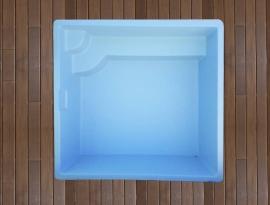 Mini piscina terraza Lucero