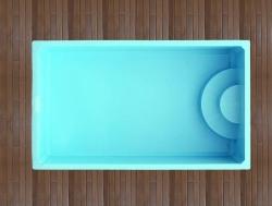 Mini piscina atico Cristina