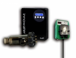 Clorador salino Innowater 15 con regulador ph