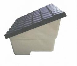 Caseta depuradora semielevada Teja Filtro 600 1 cv