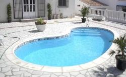 Lona piscina Stylo 8