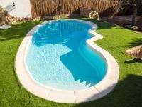 Lona piscina Topacio 8