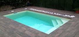 Lona piscinas Star 4